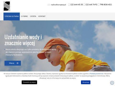 Stylbud kraty metalowe Warszawa