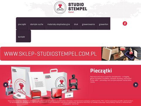 Studio-stempel.poznan.pl - grawer