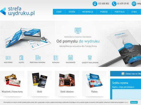Strefawydruku.pl - segregatory reklamowe