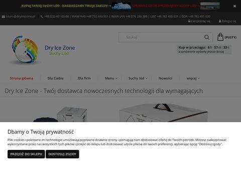 Dry Ice Zone Sp. z o.o. czyszczenie