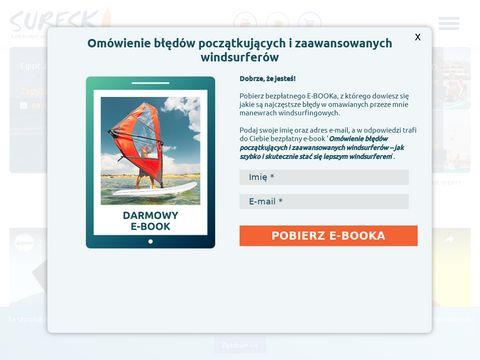 Surfski.pl wyjazdy windsurfingowe i kitesurfingowe