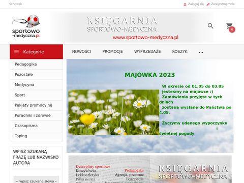 Sportowo-Medyczna.pl książki sportowe