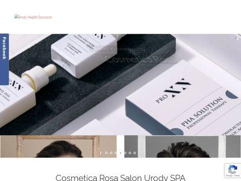 Cosmetica Rosa mezoterapia Szczecin