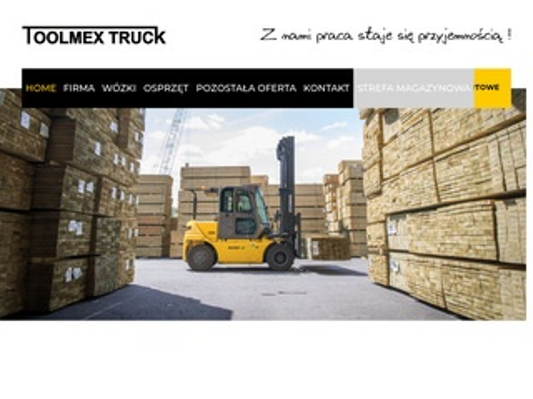 Toolmex Truck wózki widłowe