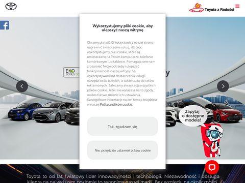 Toyota-radosc.pl salon
