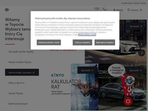 Toyota.sosnowiec.pl Konsek