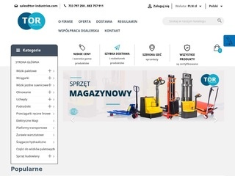 Tor-industries.pl