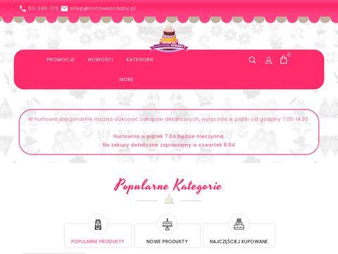 TortoweOzdoby.pl - ozdoby do tortów