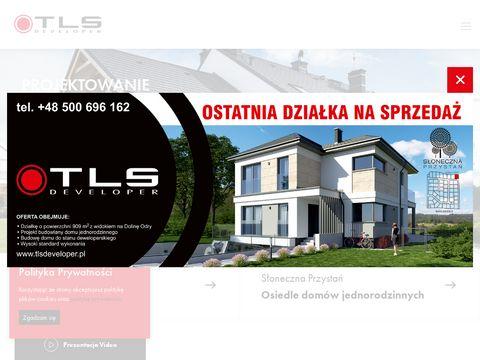 TLS Developer nowe osiedla w Szczecinie