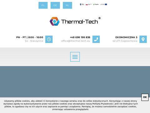 Therma-Tech serwis gwarancyjny