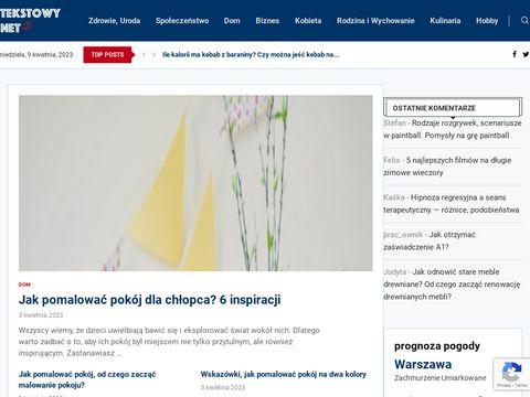 Tekstowy.net - jak zrobić żurek