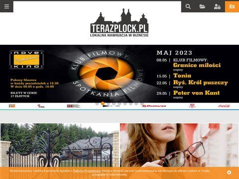 Terazplock.pl portal