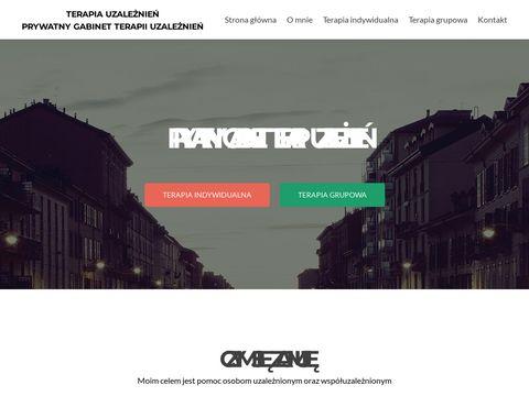 Terapiauzaleznien.katowice.pl Józef Palasz