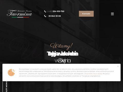 Taormina.com.pl ristorante pizzeria