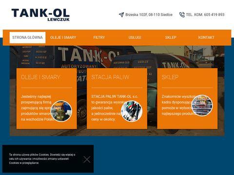 Tank-Ol s.c. stacja paliw