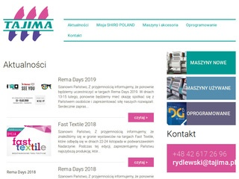 Rydlewska Service usługi hafciarskie