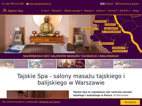 TajskieSpa.pl - thai massage
