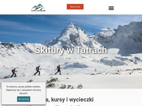 Tatry-wycieczki.com.pl z przewodnikiem górskim