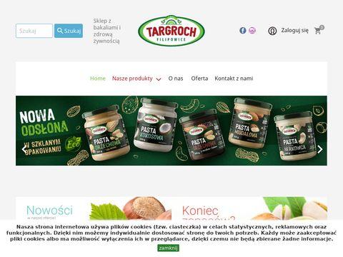 Targroch.pl sklep ze zdrową żywnością