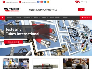 Tubes-international.pl