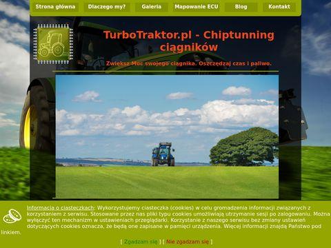 Turbotraktor.pl podnoszenie mocy ciągnika