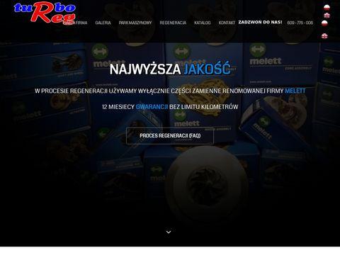 Turbo-Reg regeneracja maglownic