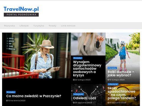 Travelnow.pl tanie bilety lotnicze