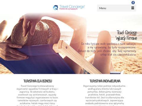 Biuro podróży Travel Concierge