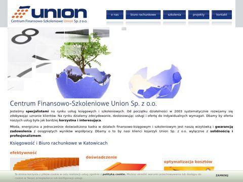 Union Katowice - biuro rachunkowe