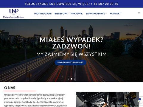 Uniqueservicepartner.pl