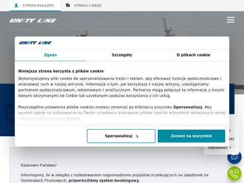 Unity Line - polskie promy do Szwecji