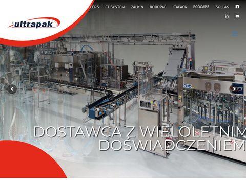 Ultrapak.pl - linie rozlewnicze