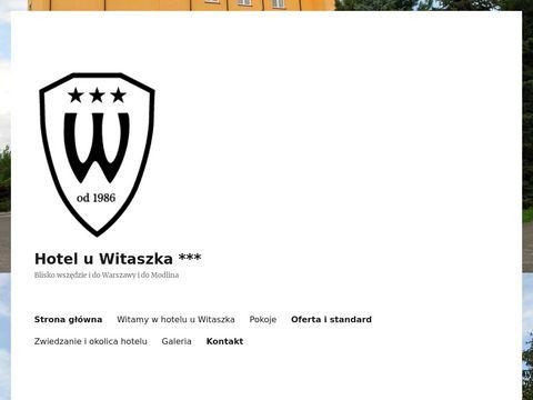 U Witaszka sala konferencyjna Łomianki