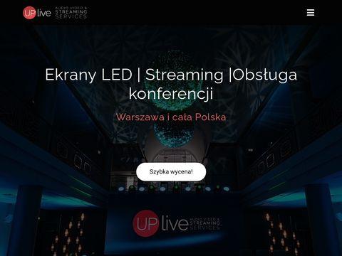 Uplive.pl - wynajem telewizorów