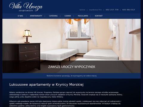 Villaurocza.pl - catering krynica morska