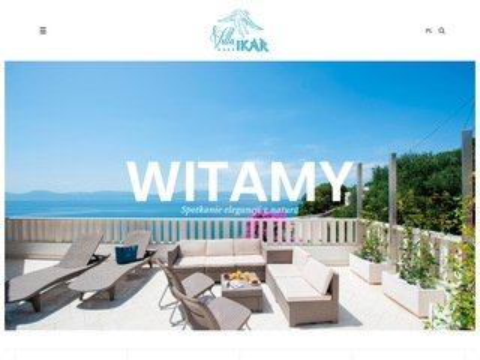 Villa-ikar.com apartamenty w Chorwacji