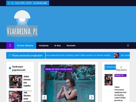Viafarina.pl kręgle Niepołomice