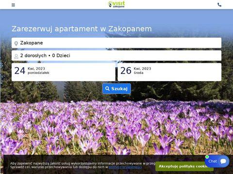 VisitZakopane.pl noclegi