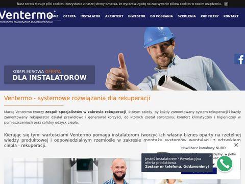 Ventermo.pl - akcesoria wentylacyjne