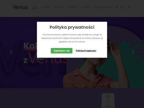 Kosmetyki dla kobiet Venus