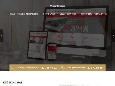 Vertes.pl - agencja reklamowa Warszawa