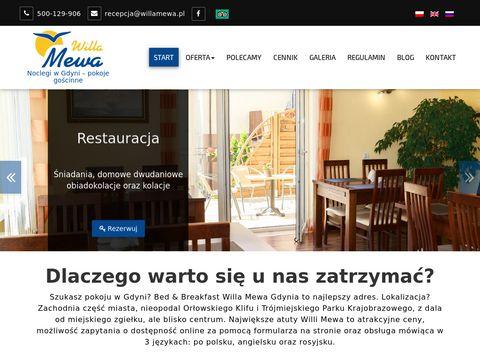 Willamewa.pl Gdynia nocleg