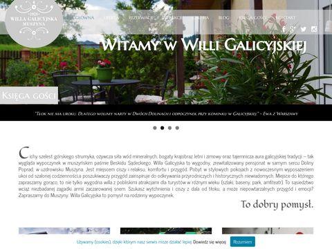 WillaGalicyjska.pl