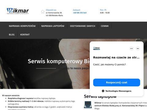Wikmar.com.pl serwis laptopów i komputerów