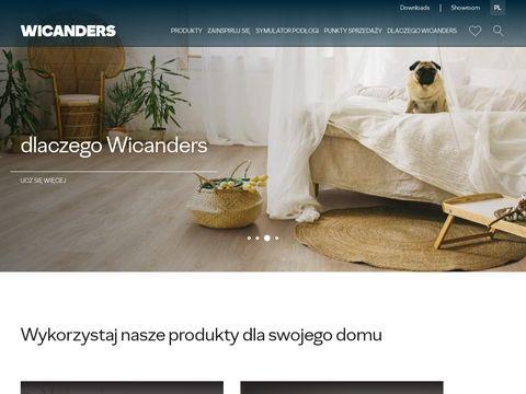 Wicanders.pl podłogi korkowe