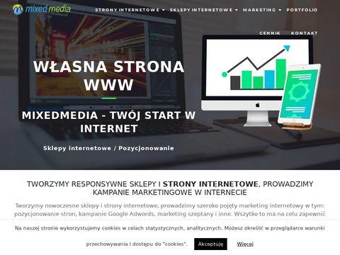 Webstart.com.pl strony www