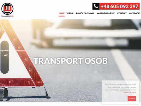 Walcerz.pl wynajem busów Gorzów Wlkp