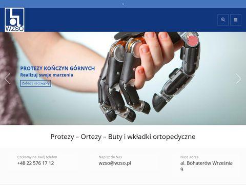 Wzso.pl protezy sportowe