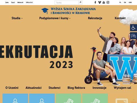 Wszib.edu.pl - studia Kraków