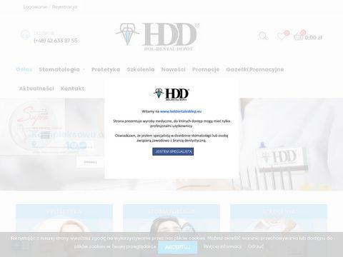 Hol-Dental Depot dystrybutor Shofu
